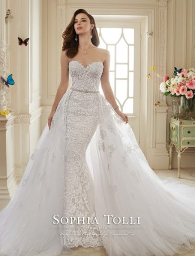 Sophia Tolli Y11652-1 Maeve