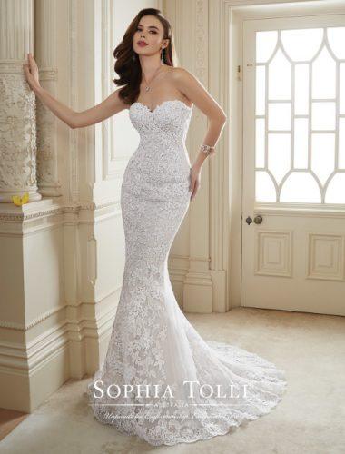 Sophia Tolli Y11652-4 Maeve